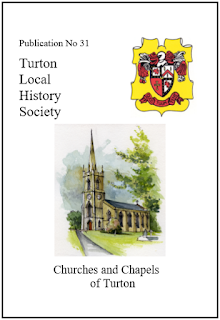 Turton Local History Society #31 - Churches and Chapels of Turton