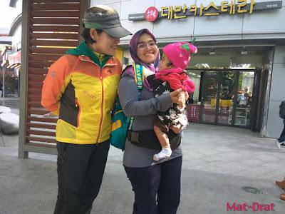 Percutian ke Busan Kores Selatan Tempat Menarik