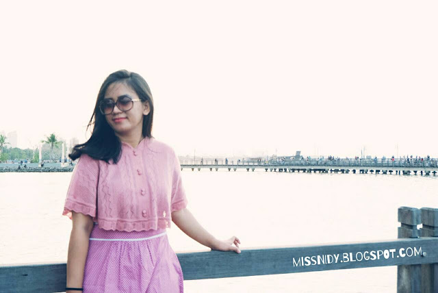 photo shoot di ancol