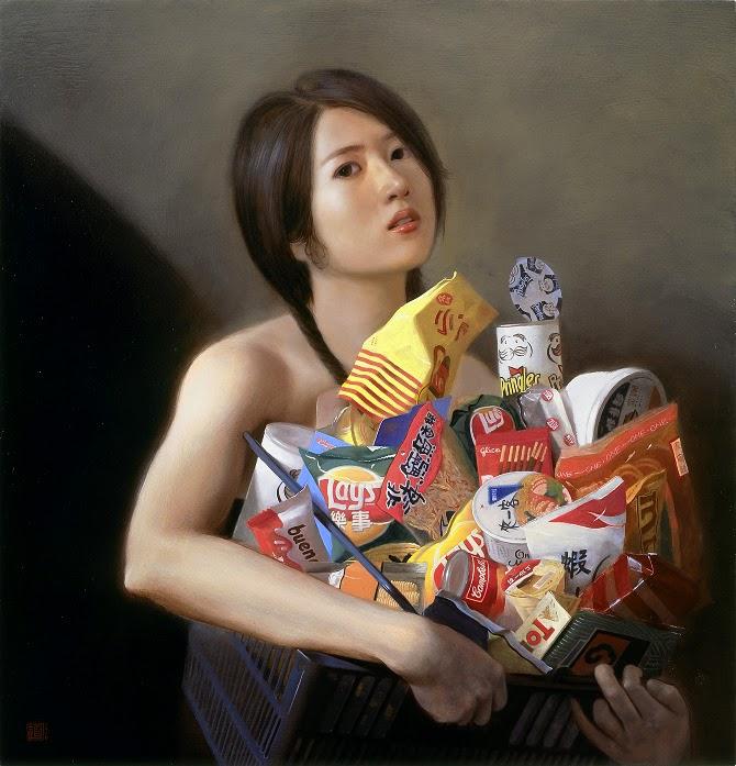 Visual Pleasure Art Blog / Painting Blog