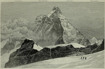 Scrambles amongst the Alps in the years 1860-'69 by Whymper, Edward