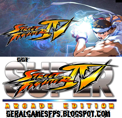 Ae super update download title v2012 iv street fighter