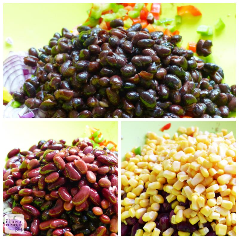 #Mexican Bean Salsa [#MorrisonsMum]