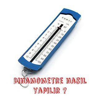 Dinamometre nasıl yapılır?