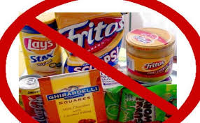 Avoid Packaged Foods