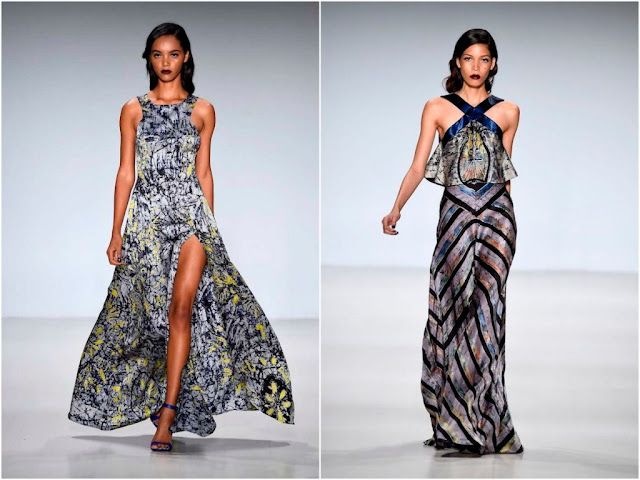 Photo credit: Deola Sagoe, Adire technique on silk fabric