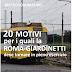 20 motivi per cui la Roma-Giardinetti deve tornare in pieno esercizio