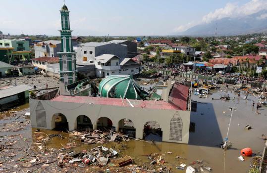 Gempa Di Palu Di Susul Tsunami