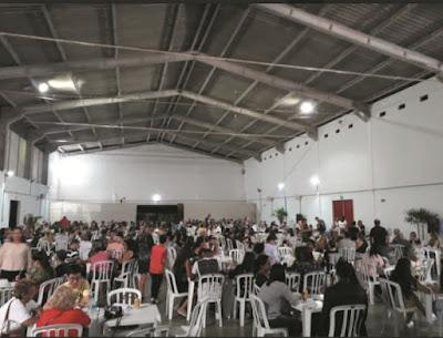 Mega Bingo Anual da Casa do Idoso é um sucesso em Cananeia