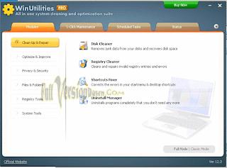 WinUtilities Professional Edition Full Version