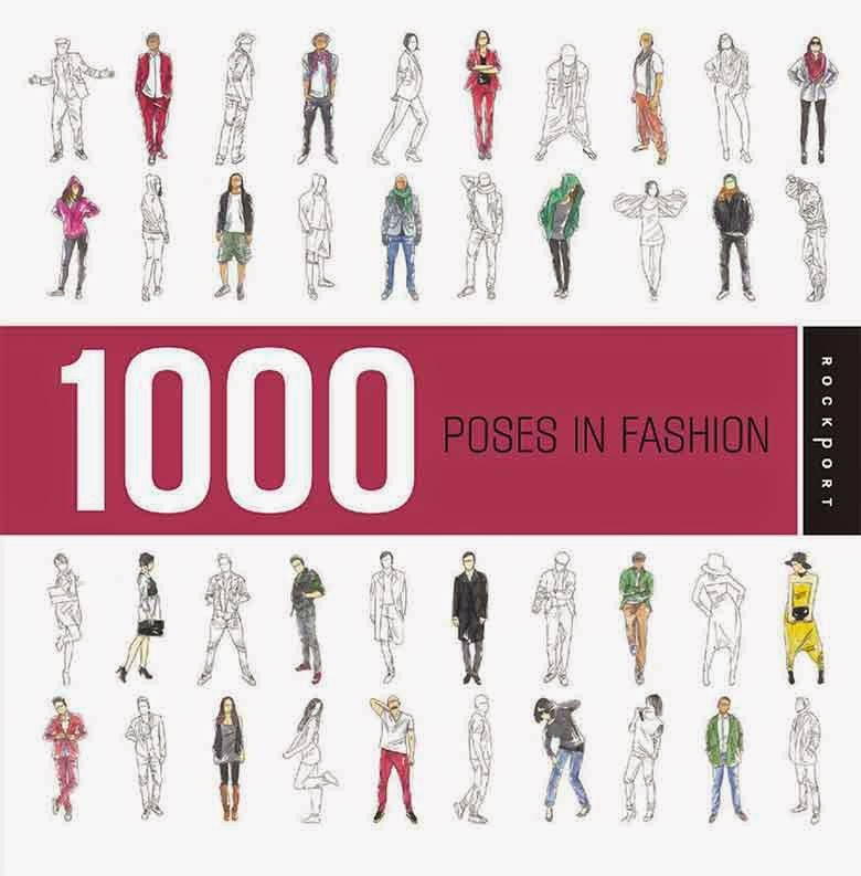 [Descarga] 1000 Poses en Fashion.