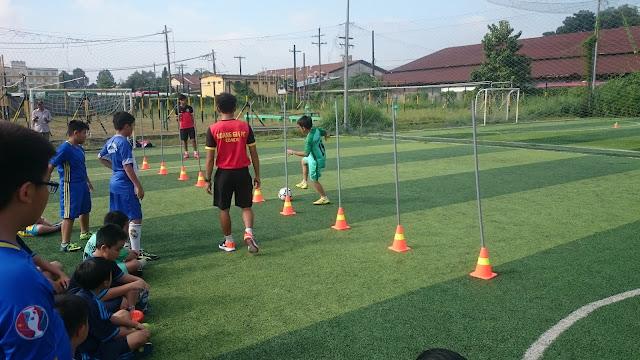 Rèn luyện sức khỏe cho thiếu nhi tại Hồ Chí Minh
