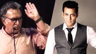"""""""No difference between, Salman Khan & a goat""""- Nassar"""