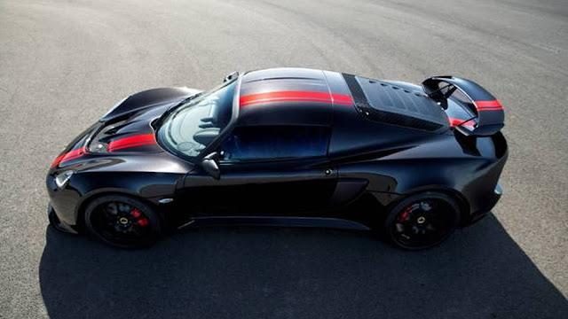 Lotus Exige 350 Edición Especial