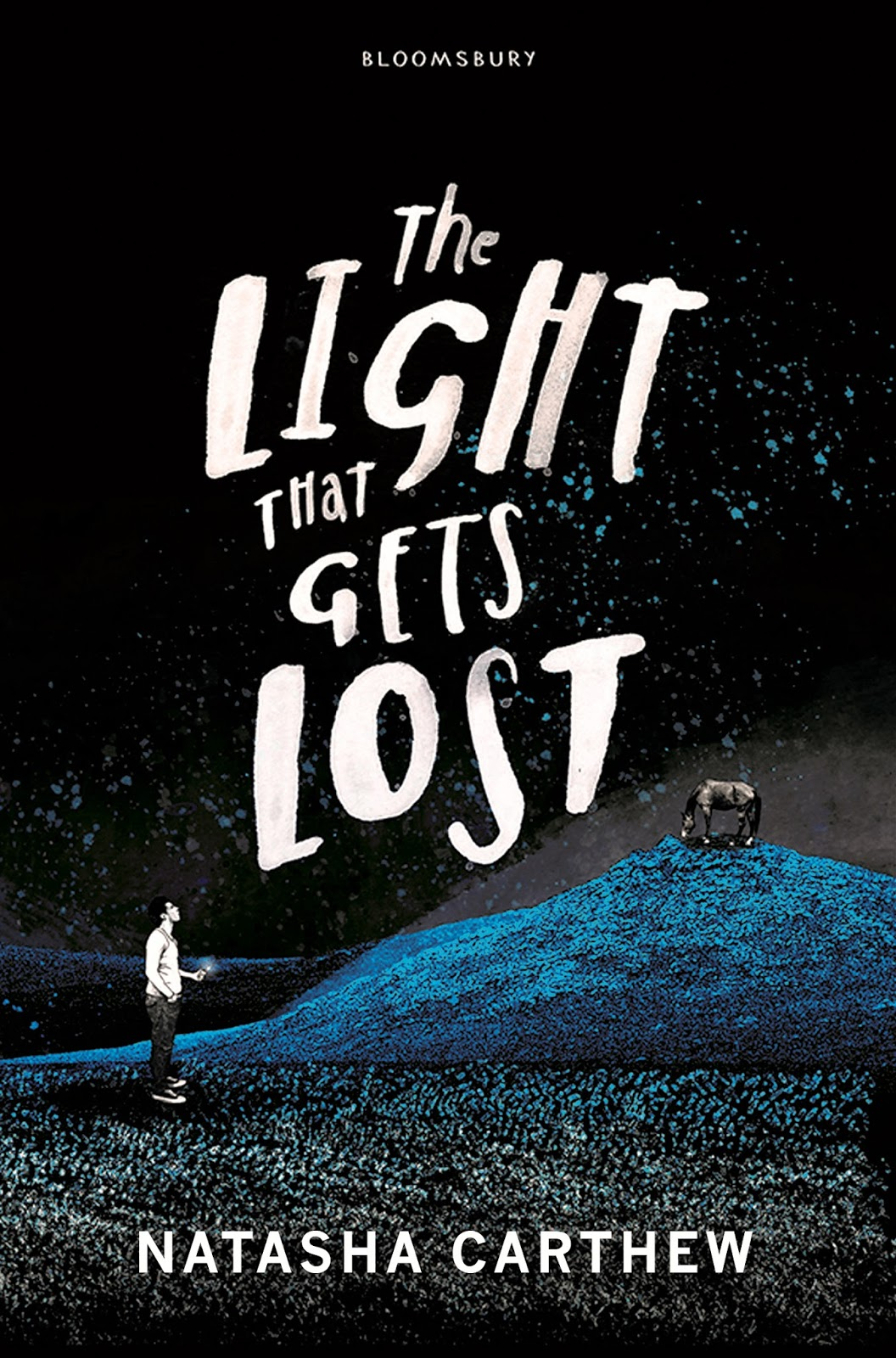 The Light That Gets Lost Natasha Carthew cover