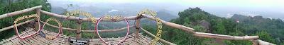 Wisata Menara Pandang Soko Gunung 780mdpl wonogiri