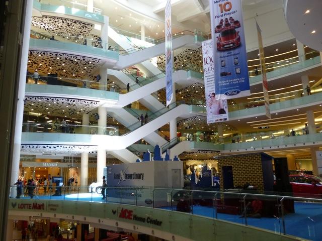 Go-Blog: Gandaria City Mall - Jakarta