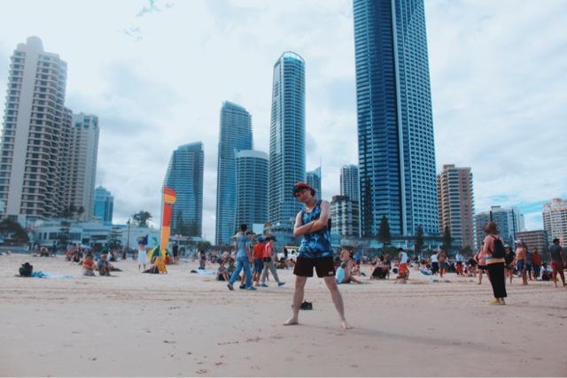 Ray Tan 陳學沿 (raytansy) ; Surfers Paradise @ Gold Coast, Queensland, Australia 黃金海岸衝浪者天堂 澳洲澳大利亞昆士蘭