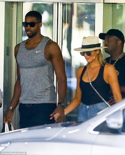 Khloe Kardashian and Tristan Thompson confirmed dating