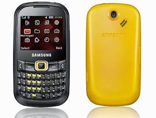 Cara Flash Samsung Corby TXT B3210
