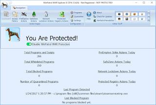 برنامج مكافحة الفيروسات WinPatrol