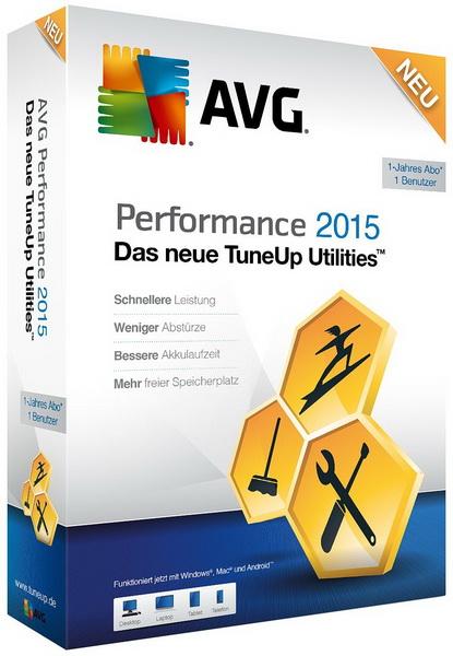 AVG PC TuneUp 2015.15.0.1001.518 Final + KeyGen