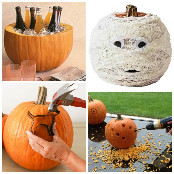 25 GENIUS PUMPKIN HACKS! (These are so clever!)