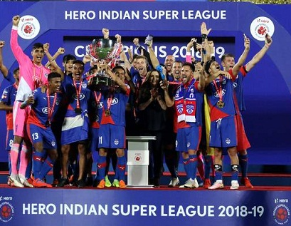 ISL Winners, Indian Super League Past champions List in All Season, 1-5, 2014-2019.