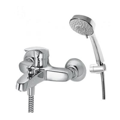 Vòi sen tắm TOTO TS366A/DGH108ZR nóng lạnh, bát sen massage 3 chế độ