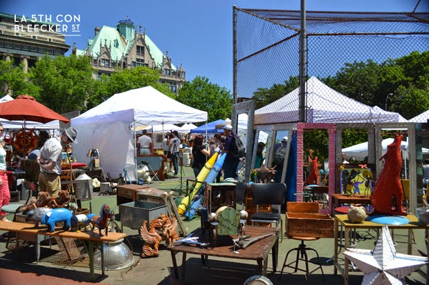 Fort Greene Flea Market