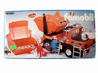 famobil 3471 camion contenedores