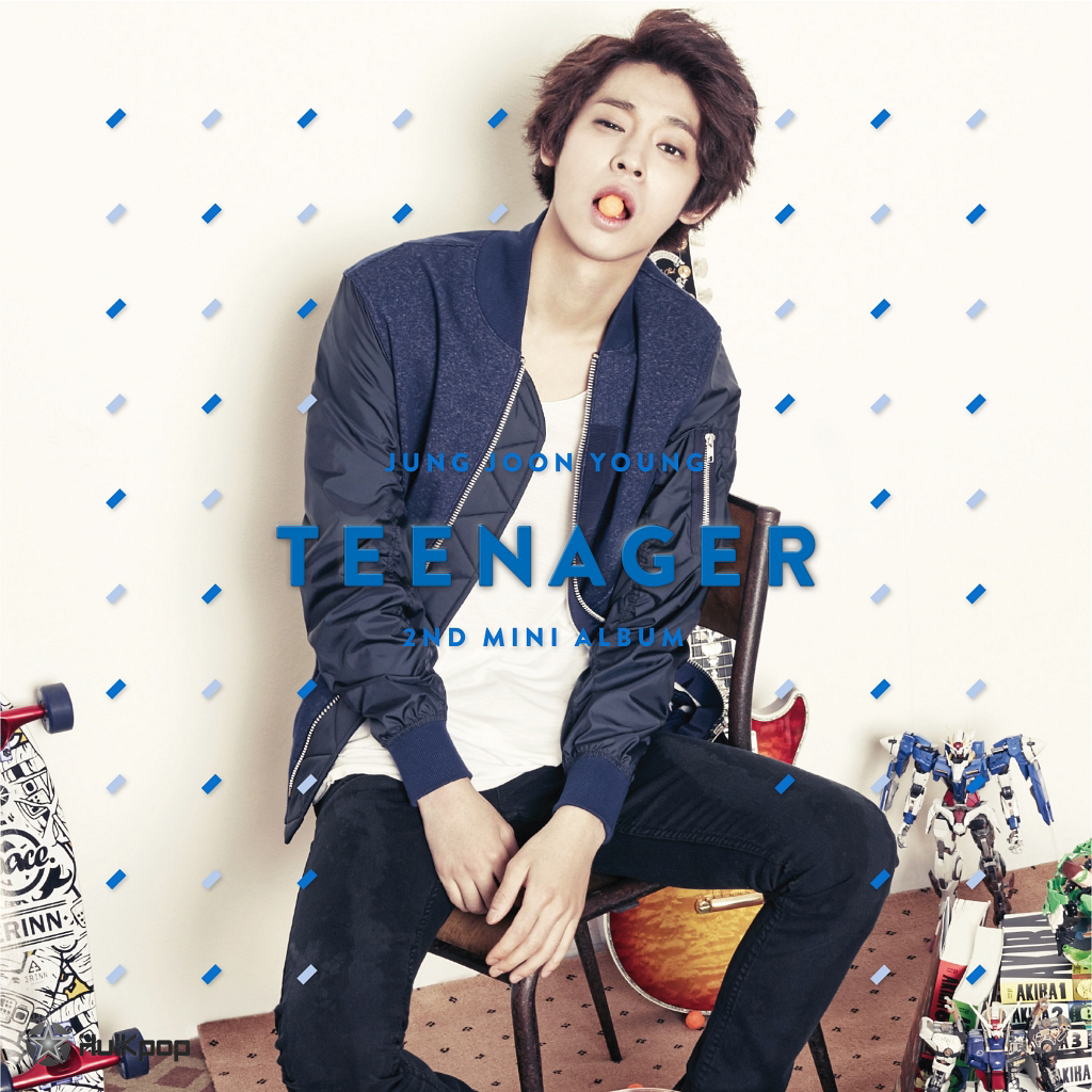 Jung Joon Young – TEENAGER – EP (ITUNES MATCH AAC M4A)
