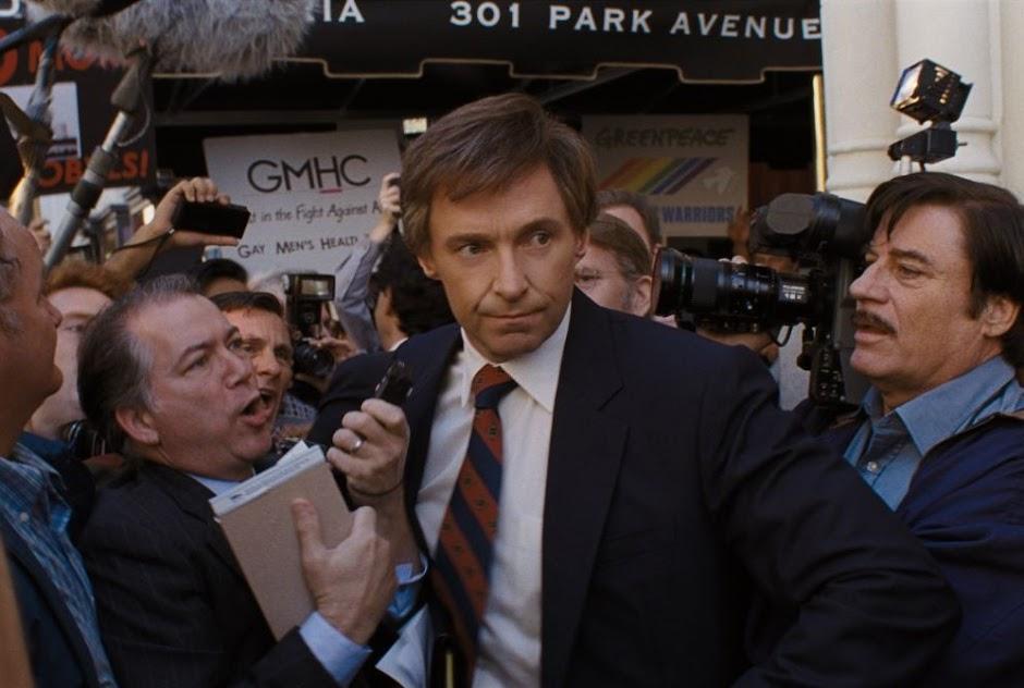 """Hugh Jackman é pego em um escândalo político no trailer de """"The Front Runner"""""""