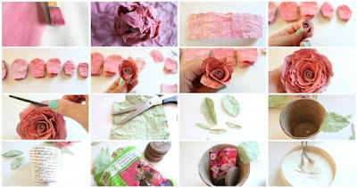 Flower Tutorials Directory - Click through to view 30 Fabulous Flower Tutorials!
