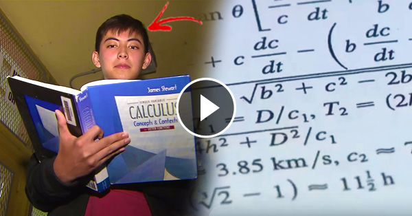 Filipino-American Senior Student Invited By Obama After Getting A Perfect Score In His Calculus Exam