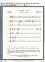 Sandhill Cranes Lullaby