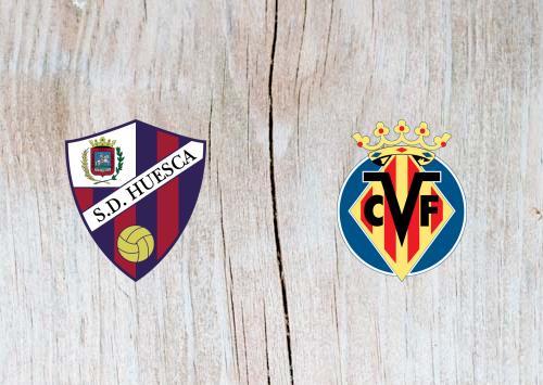 Huesca vs Villarreal - Highlights 16 December 2018