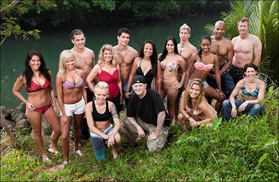 Survivor: Philippines- Survivor USA Season 25