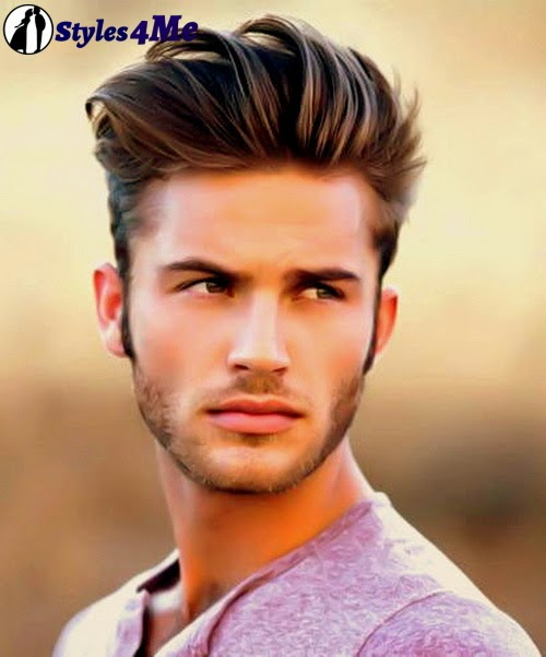 Swell New Amp Stylish Short Hair Styles For Men And Young Boys 2014 Short Hairstyles Gunalazisus