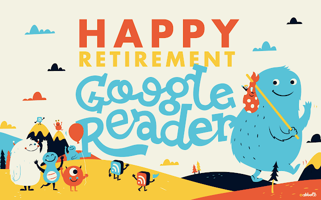 Google Reader Farewell