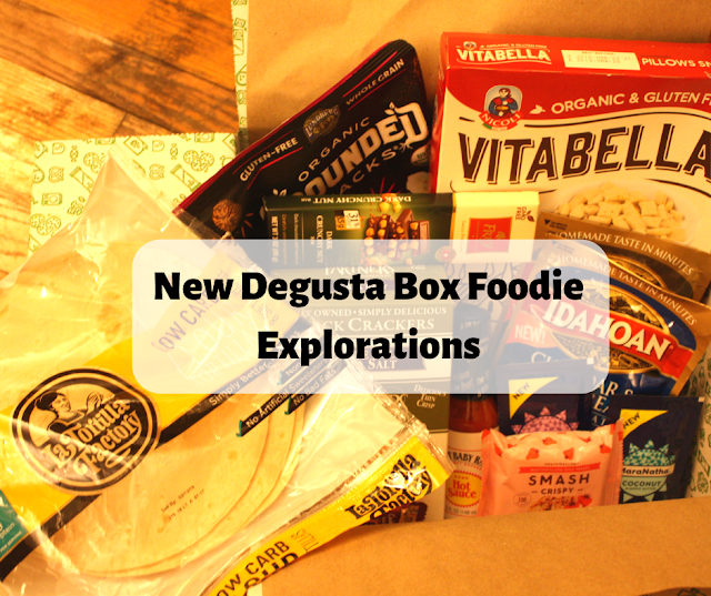 Degusta Box Foodie Explorations for January