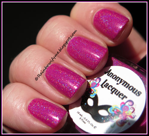 Anonymous Lacquer ~ Calypso Sunset
