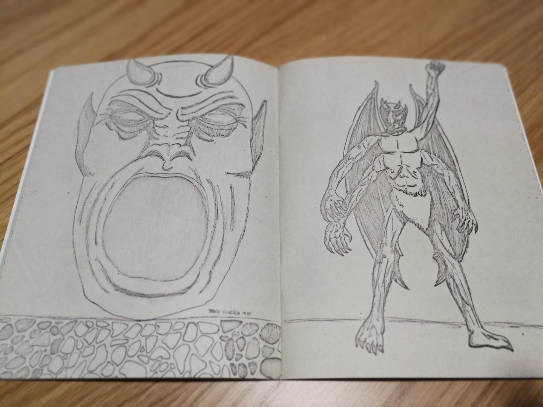 Art & Arcana - Guía de Dungeons & Dragons - Tumba de los Horrores Ilustración