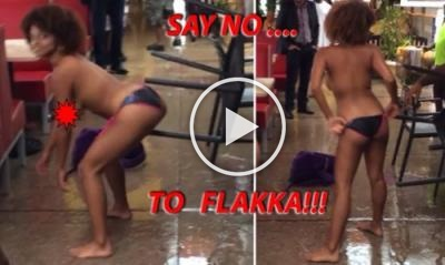 [VIDEO] Girls Gets High On Drugs, Dances Nak*d, guys molests her at a party (DOWNLOAD VIDEO 18+)