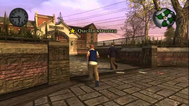 Bully Scholarship Edition PC Games Gameplay