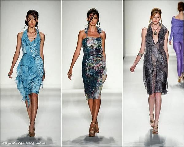 KatyaLeonovich S/S2014 runway dresses