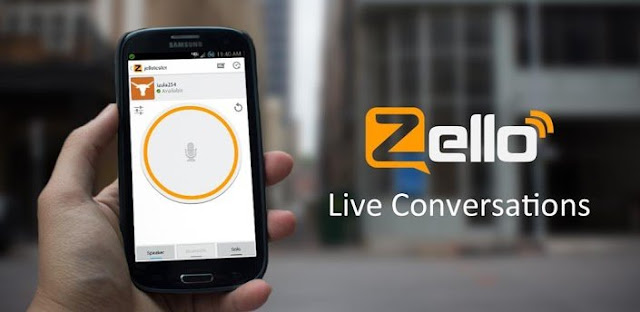 Zello PTT Walkie-Talkie for Android