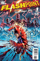 Flashpoint #1 By Geoff Johns, Andy Kubert, Sandra Hope, Alex Sinclair, Nick J. Napolitano, Ivan Reis, George Perez, Rod Reis.