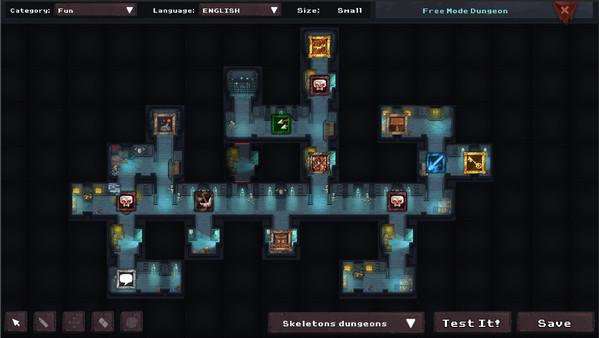 Dungeon Rushers Full Version
