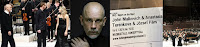 Report on the blind: John Malkovich a teatro